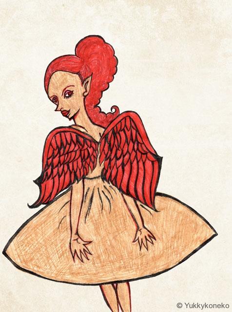 天使の憂鬱